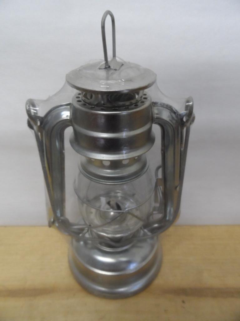 STEZA - petrolejová lampa 19 cm