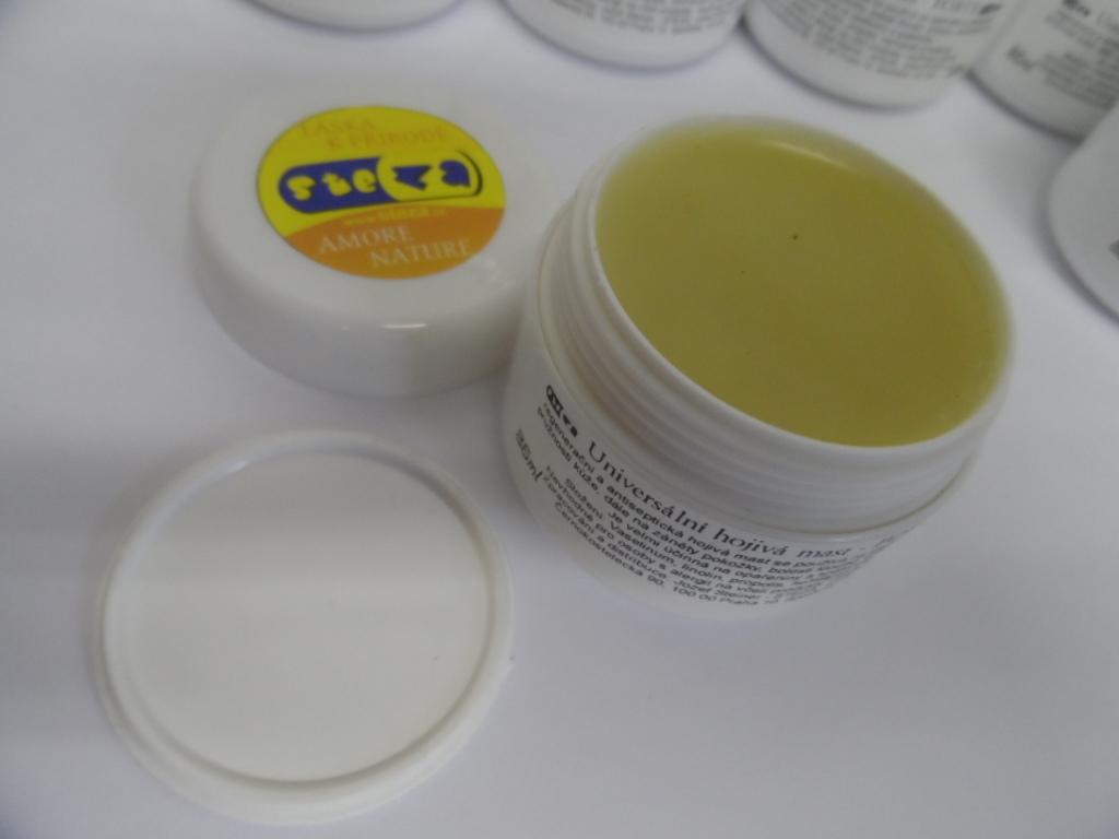 STEZA - Universální hojivá mast FORTE extra silná 35 ml