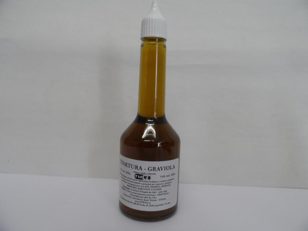 STEZA - Tinktura Graviola FORTE XXXL 145 ml.