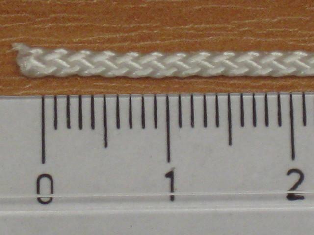 PA 8-mi pramenná šňůra - provázek průměr 2mm STEZA
