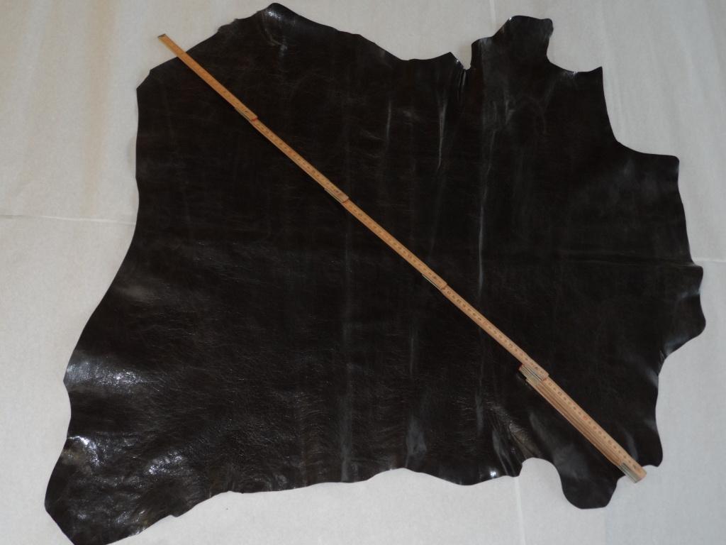 STEZA - Pravá hovězí kůže č.3 - 70dm2 (Hovězí kůže 1mm silná)